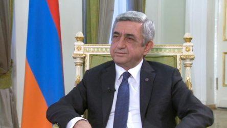 Ermenistan Cumhurbaşkanı Sarkisyan koronavirüs sebebiyle hastaneye kaldırıldı