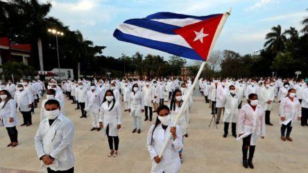 Komünistlerden ABD'ye Küba tepkisi: Haydut devlet ABD, Küba'dan elini çek!