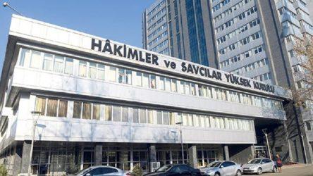 HSK'nın ihraç ettiği hakim tutuklandı