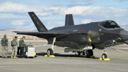 Biden, BAE'ne F-35 satışını askıya aldı