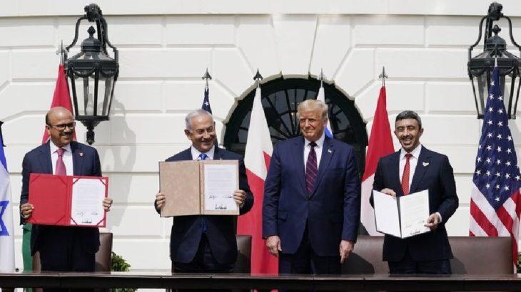 ABD, Bahreyn ve BAE'yi