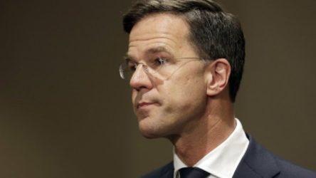 Hollanda'da hükümet istifa etti