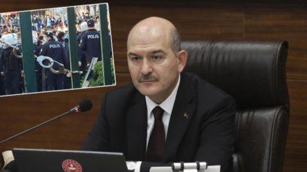 Soylu'dan Boğaziçi açıklaması: Türk polisi doğru yapmıştır