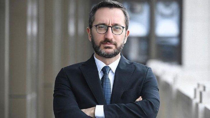Fahrettin Altun'un açtığı dava düştü