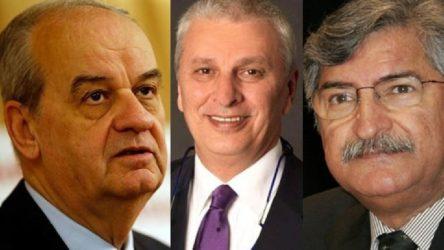 AKP'den üç isme 81 ilde suç duyurusu