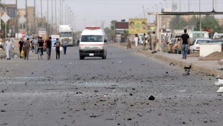Bağdat'ta bombalı saldırı: 13 ölü, 19 yaralı
