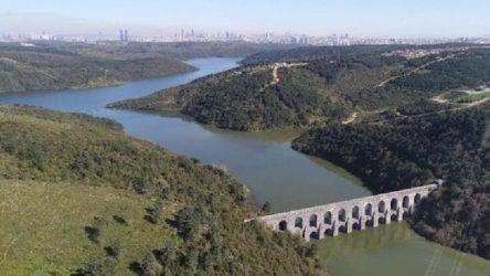 İstanbul'da baraj doluluk oranları yüzde 40,39'a ulaştı