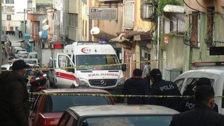 Beyoğlu'nda kadın cinayeti: Kadının cansız bedeni battaniyeye sarılı halde bulundu