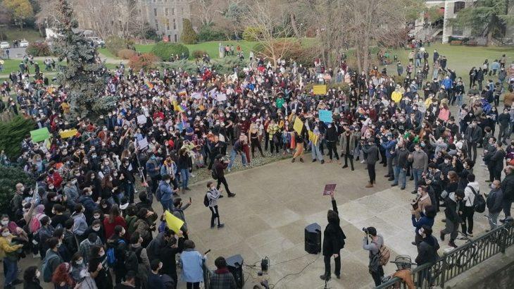 34 Baro Başkanı'ndan Boğaziçi açıklaması: Öğrencilerin ve akademisyenlerin yanındayız