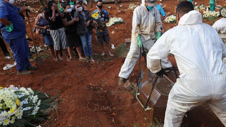 Koronavirüs salgınındaki ihmal iddialarıyla Brezilya'da Sağlık Bakanı'na soruşturma