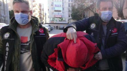 Apartman görevlisi bir çocuk ve 4 kadını taciz etti