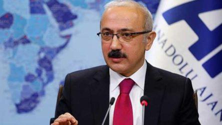 Hazine ve Maliye Bakanı Elvan'dan 'esnafa destek' açıklaması