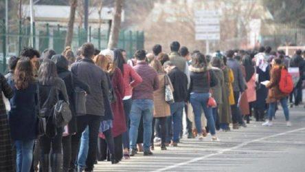 TÜİK'e göre işsizlik yüzde 12,5