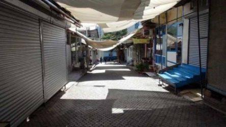 Erdoğan 'dükkanlar kapanmıyor' demişti, en çok dükkan kapanan 5 il açıklandı