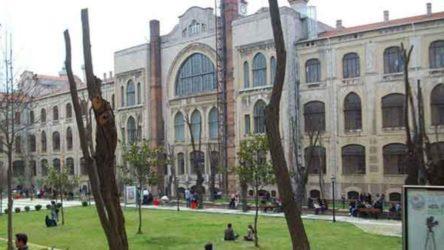 Marmara Üniversitesi, final sınavında