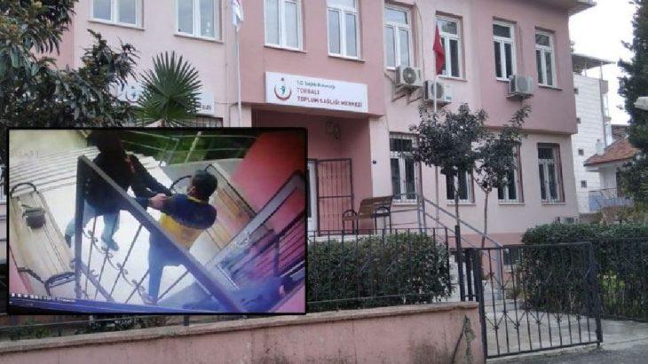 İzmir'de sağlık emekçilerine saldırı