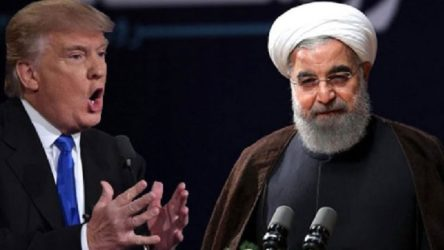 Ruhani'den Trump'a : 3 ayda İran'ı devirmek istediler ancak kendileri devrildi