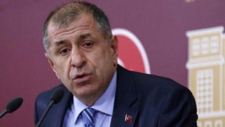 İyi Parti'den istifa eden Ümit Özdağ'ın partisinin ismi hazır