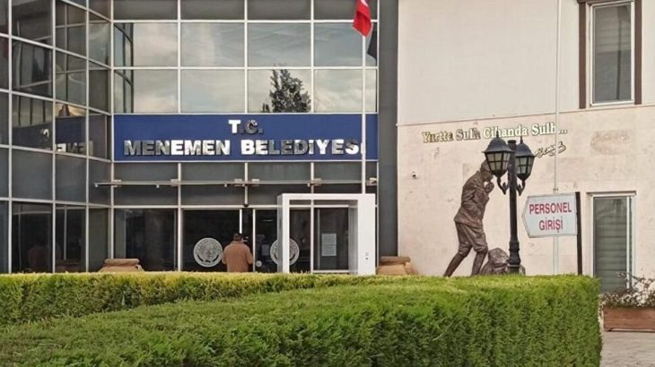 Menemen Belediye Başkanvekilliği kura çekiminde AKP çıktı