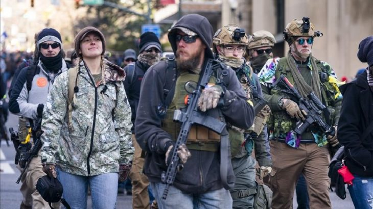 ABD'de 2020'de 39 milyon 695 bin kişi silah almak için başvuru yaptı