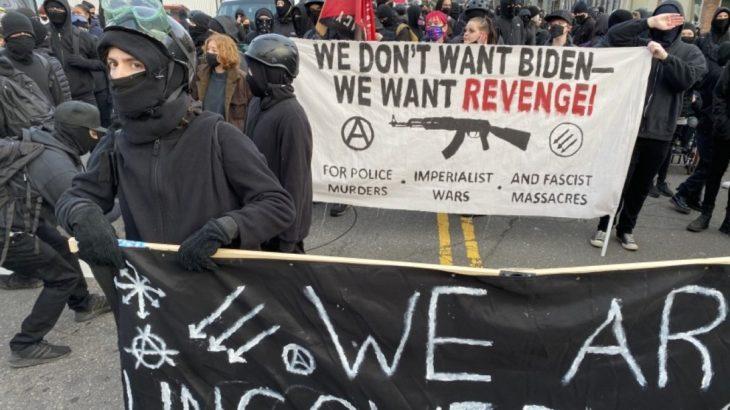 ABD'de protestolar ve gerginlik sürüyor: ANTİFA sokağa indi, intikam istedi