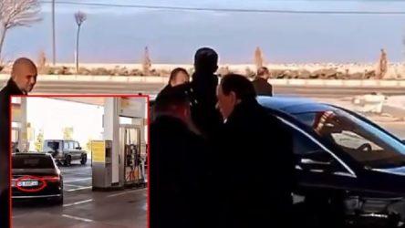 Alaattin Çakıcı'nın lüks aracına 'AKP' plakası