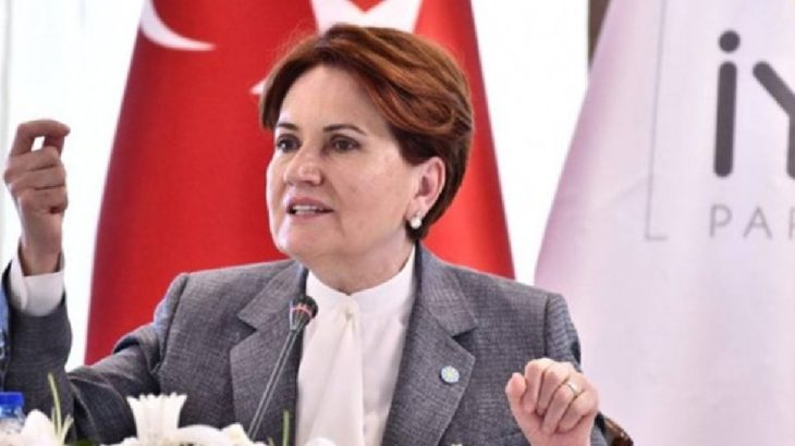 Akşener: Erdoğan'ın siyasi kumaşını hep iyi bulmuşumdur, ancak Saray'a girince değişti