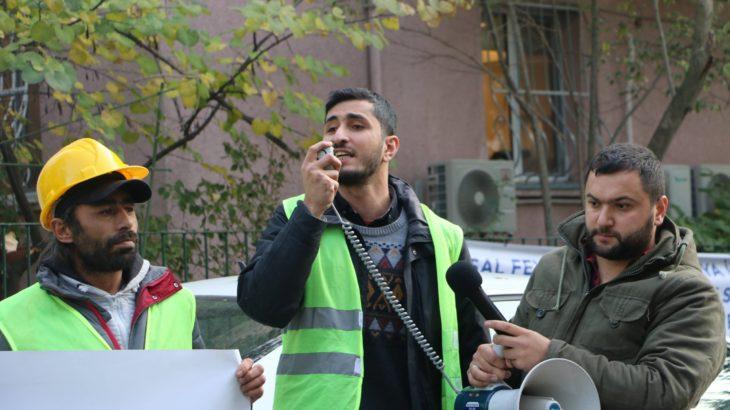 İYİ-SEN Genel Başkanı Ali Öztutan'dan inşaat patronuna 'aşı' yanıtı: Açıklaması itiraf niteliğinde