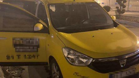 Evlere alkol servisi yapan taksiciye ceza