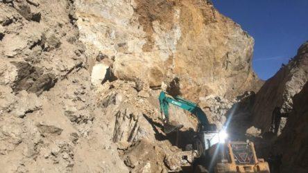Silopi'de kömür ocağında göçük altında kalan işçinin cansız bedenine ulaşıldı