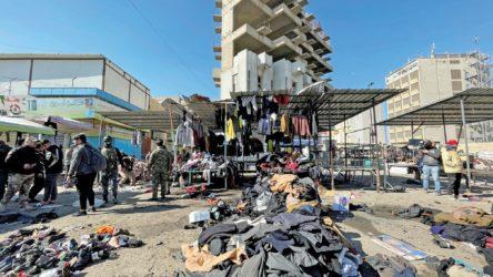Bağdat'taki saldırıyı IŞİD üstlendi