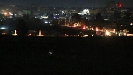Bağdat'ta ABD konvoyuna saldırı