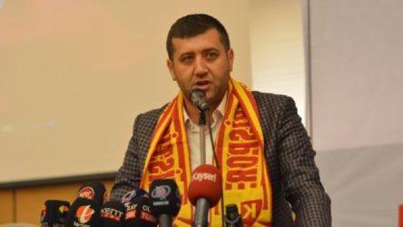 MHP'li vekil Beşiktaşlı yöneticilerin locasını bastı iddiası