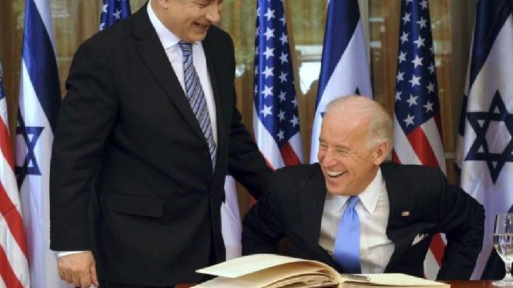İsrail, Biden'a tebriğini 'İran tehdidi' hatırlatmasıyla sundu