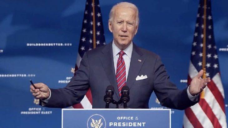 Biden: Kongreyi basanlar yerel teröristler, Trump teşvik etti