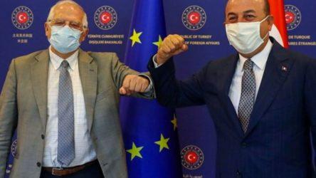 Borrell: Doğu Akdeniz'de gerilimin azaltılmasını istiyoruz