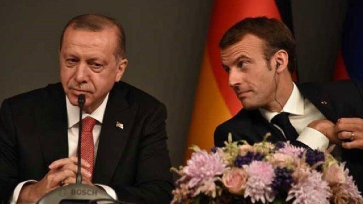 Macron'dan mektup var: Sevgili Tayyip...
