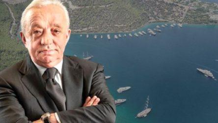 Cengiz'den Cennet Koyu'na 40 milyon liralık proje