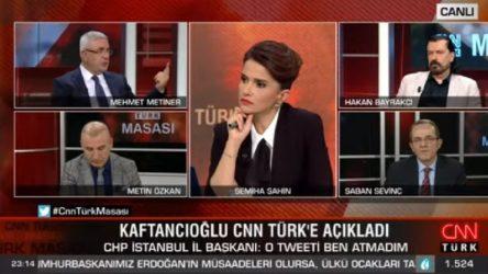Metiner ve Özkan 'isyan'ı: Demedi demeyin...