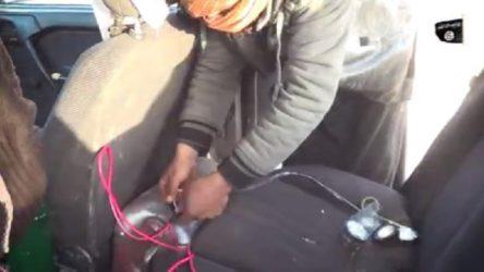 Bombalı araç eylemlerinde yer alan IŞİD militanı Ankara'da yakalandı