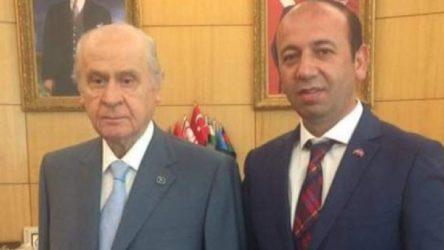 MHP'li ilçe başkanı, Selçuk Özdağ'ın uğradığı saldırıya sevindi