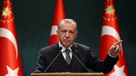 Erdoğan: Kısıtlamaları kademeli olarak kaldıracağız