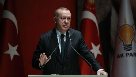 Erdoğan'dan ekonomi yorumu: Yaşadığımız büyüklü küçüklü badireler ülkemizi her türlü krize dayanıklı hale getirmiştir