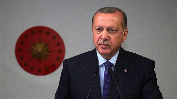 Erdoğan: Türkiye, tarihinde ilk kez bir sivil anayasa hazırlama şansına sahip oldu