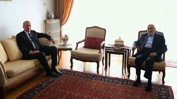 Erdoğan'ın Asiltürk'ü ziyareti sonrası Saadet Partisi'nden 'ittifak' yorumu