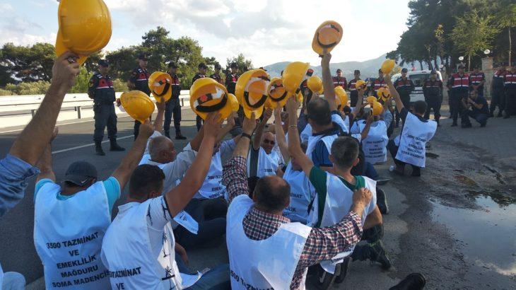 4 bin Somalı madenci tazminatlarını mücadele ile aldı