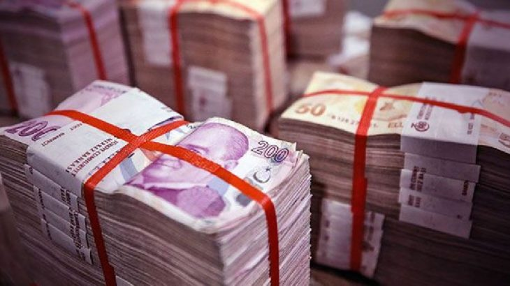 Hazine, 8,72 milyar lira borçlandı