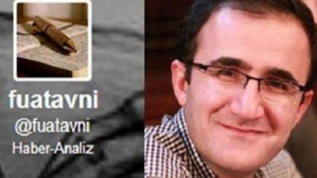 'Fuat Avni' hesabının kullanıcısına müebbet hapis