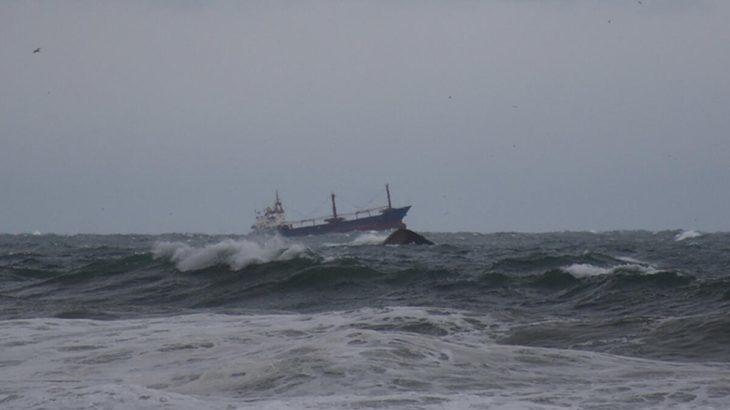 Karadeniz'de kuru yük gemisi battı: ölü sayısı artıyor
