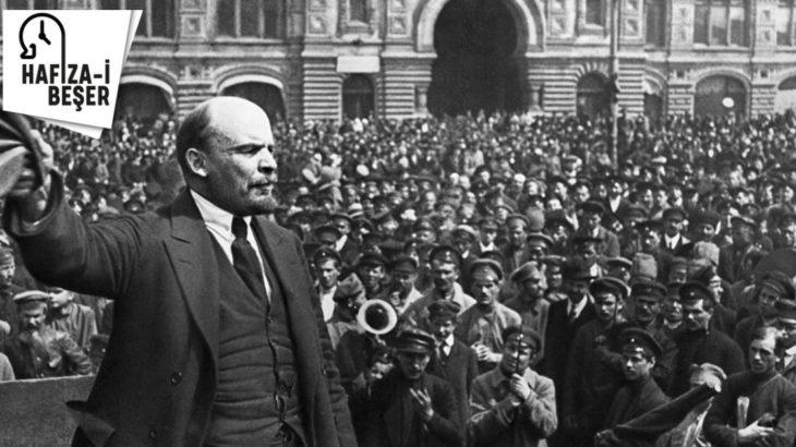 21 Ocak 1924 - Ekim Devrimi'nin lideri Lenin hayatını kaybetti
